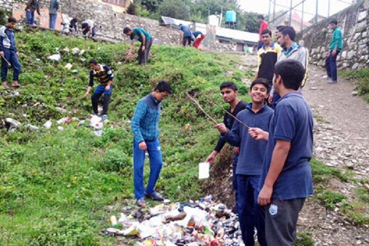 Jawahar Navodaya Vidyalaya-Cleanliness