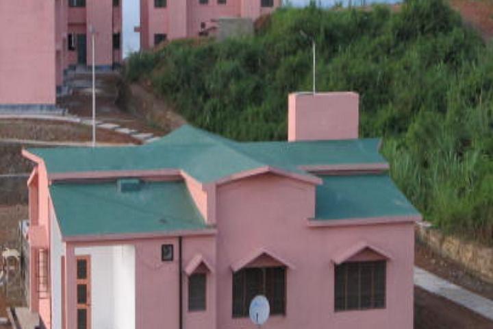 Jawahar Navodaya Vidyalaya-Principal  Quarters