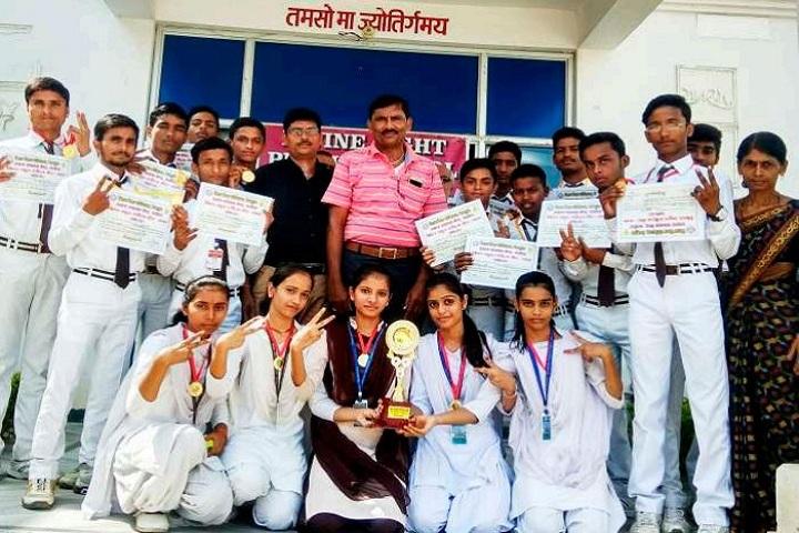 Divine Light Public School-Achievements