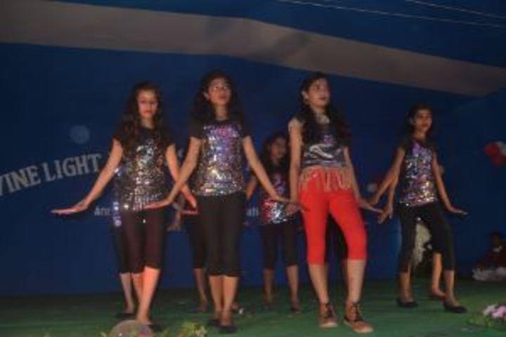 Divine Light Public School-Dance