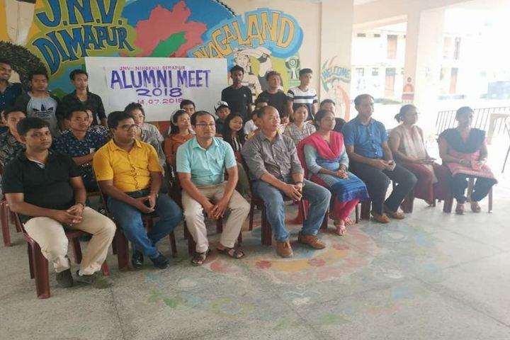 Jawahar Navodaya Vidyalaya-Alumini meet