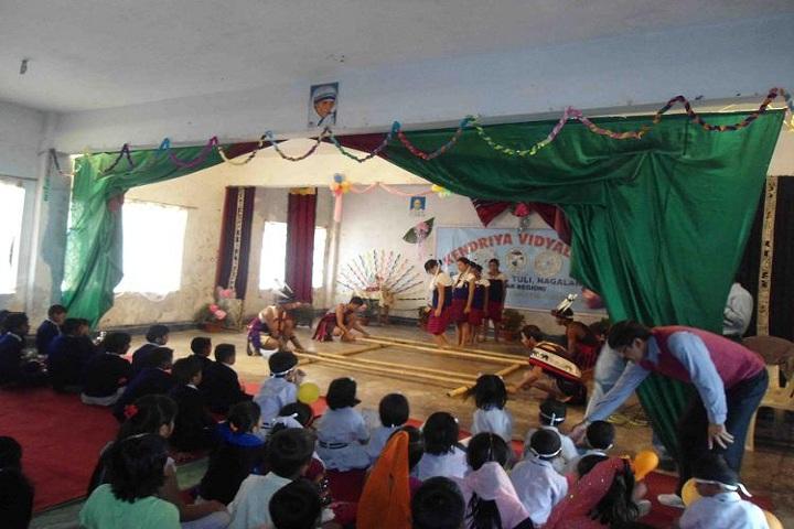 Kendriya Vidyalaya Tuli-Annual Day Dance