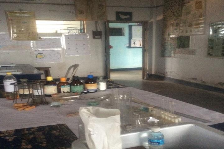 Kendriya Vidyalaya Tuli-Biology Lab