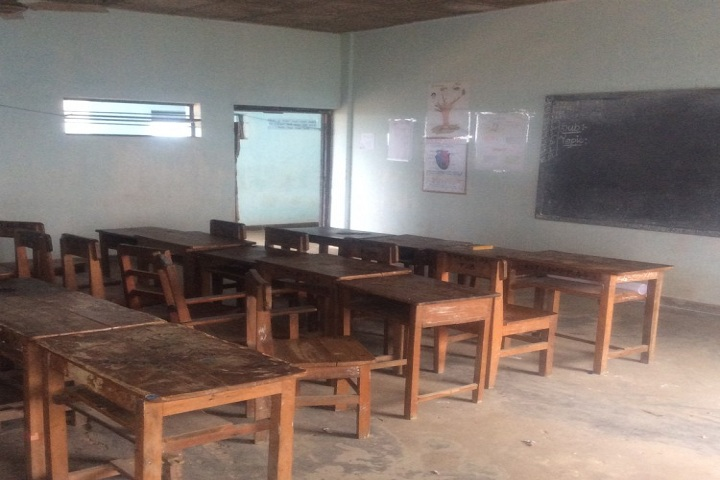 Kendriya Vidyalaya Tuli-Class Room