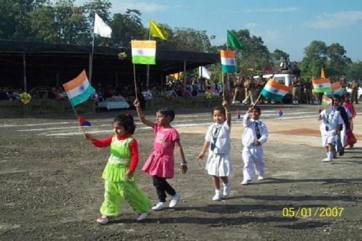 Kendriya Vidyalaya Tuli-Independence Day
