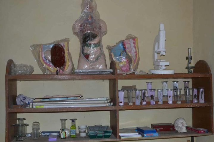 Divya Bhaskar Public School-Biology Lab