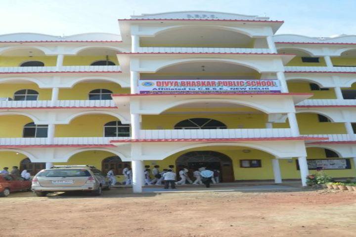 Divya Bhaskar Public School-Campus