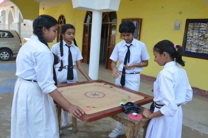 Divya Bhaskar Public School-Indoor Games