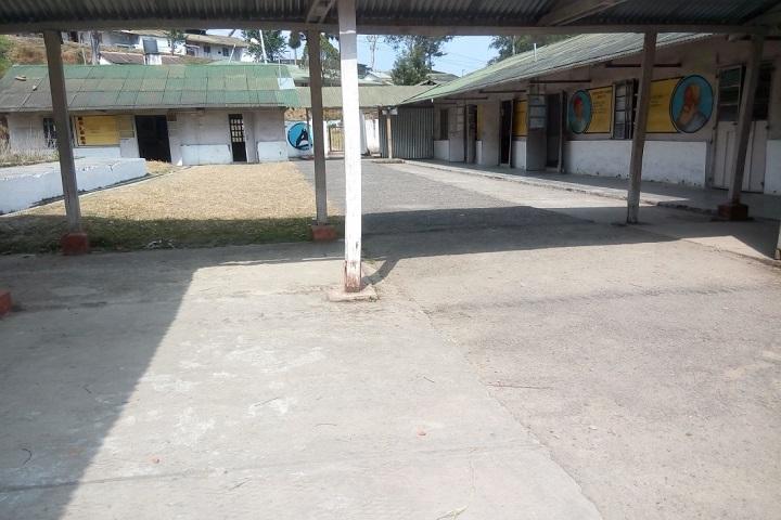 Kendriya Vidyalaya-Front of Campus