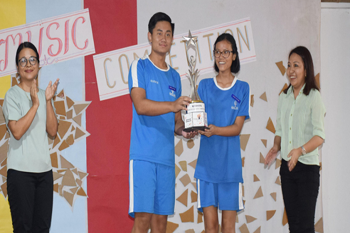 Maple Tree School-Music Competition Winner