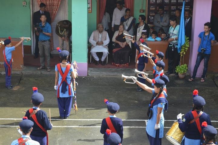 Vivekananda Kendra Vidyalaya-Scouts and Guides
