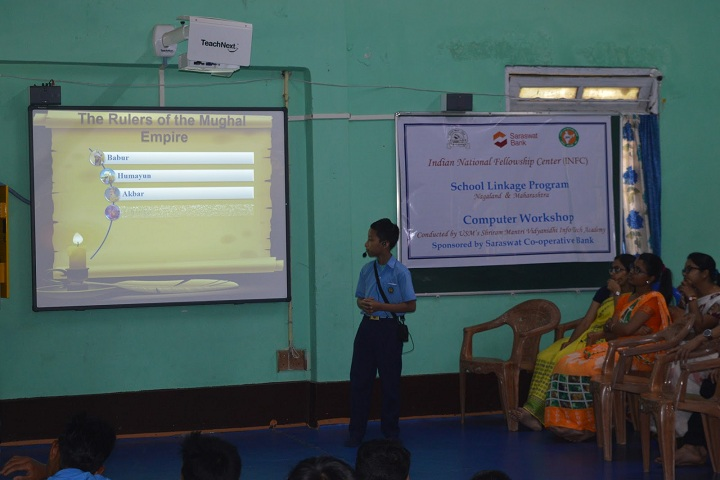 Vivekanand Kendra Vidyalaya - AV Class