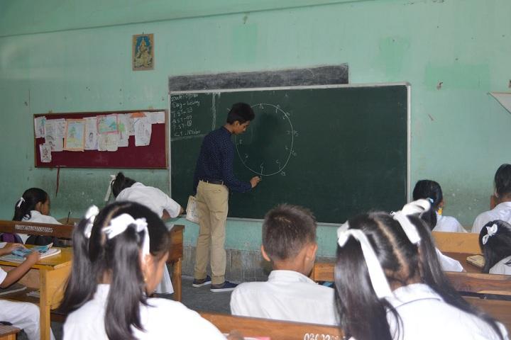 Vivekanand Kendra Vidyalaya - Classroom