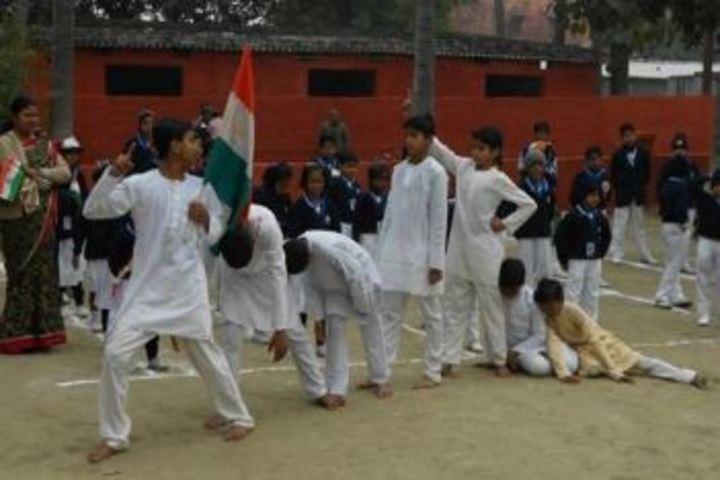 Dolphin Public School-Patriotic Events