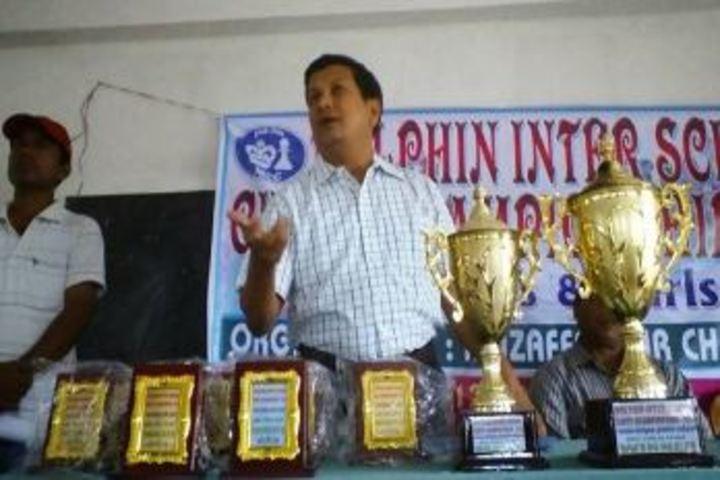 Dolphin Public School-Prize Distribution