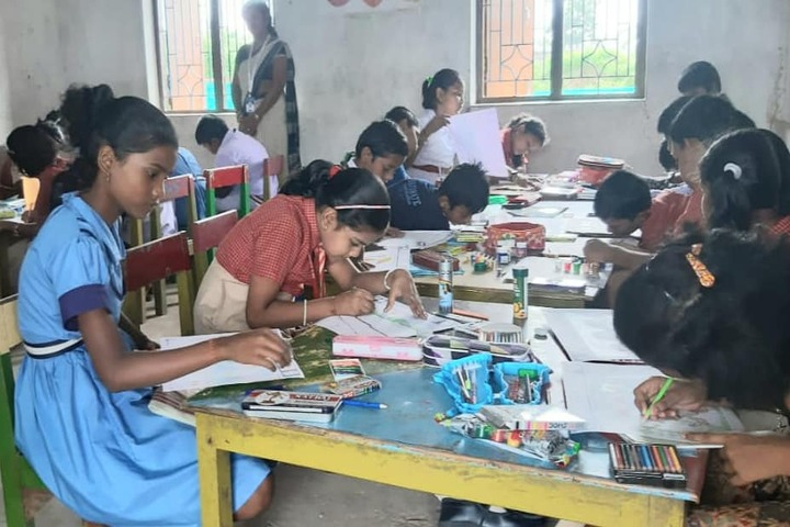 Abs Oxford International School-Drawing ACtivity