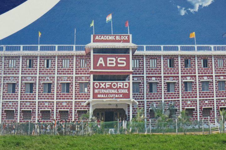 Abs Oxford International School-School Building
