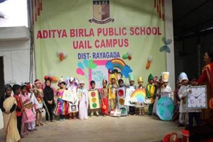 Aditya Birla Public School- Fancy Dress