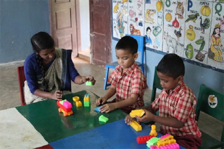 Anand Niketan School-Activity