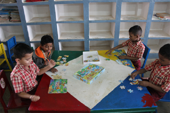 Anand Niketan School-Games