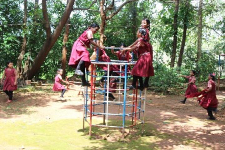 Anand Niketan School-Kids Park