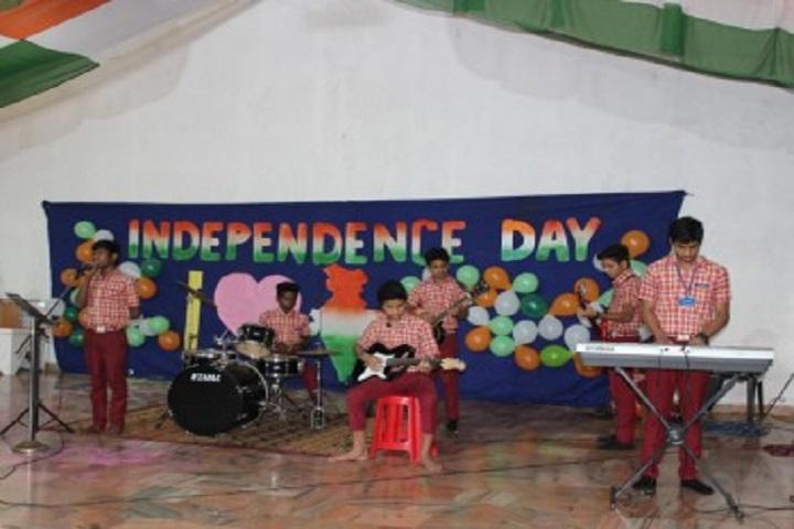 Anand Niketan School-Music