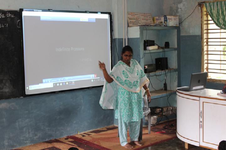 Anand Niketan School-Smart Class Room