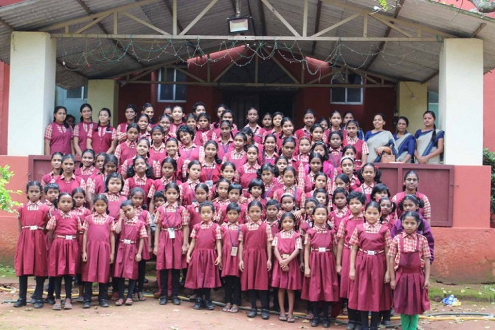 Anand Niketan School-Students Group Photo