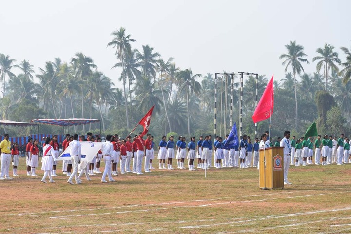 Army Public School-Ground