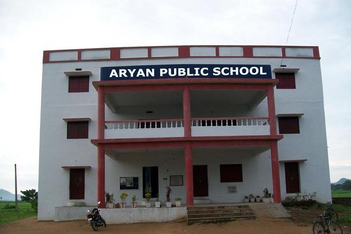 Aryan Public School-Campus-View