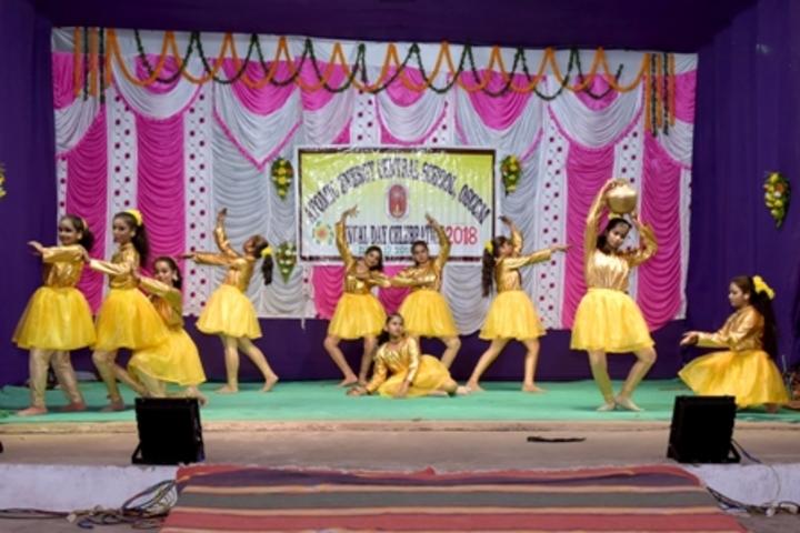Atomic Energy Central School-Dancing Activity
