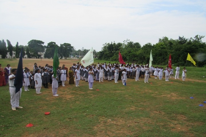 Atomic Energy Central School-Morning Assembly