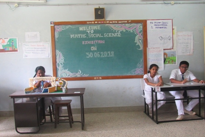 Atomic Energy Central School-Science Exhibition