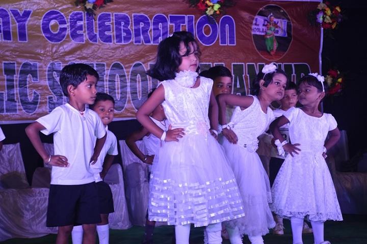 Balangir Public School-Events