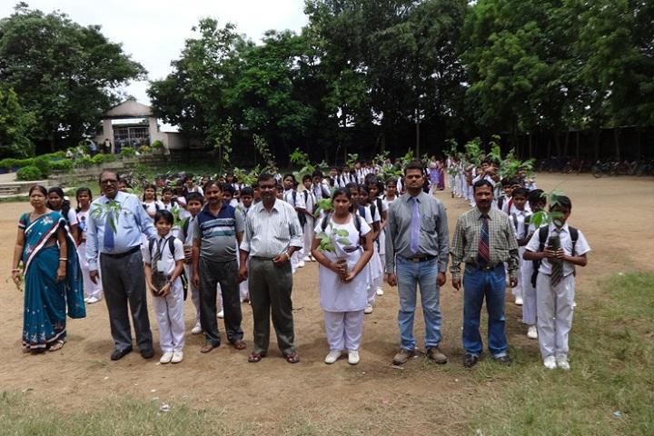 Balangir Public School-Plantation