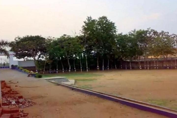 Balangir Public School- Play Ground