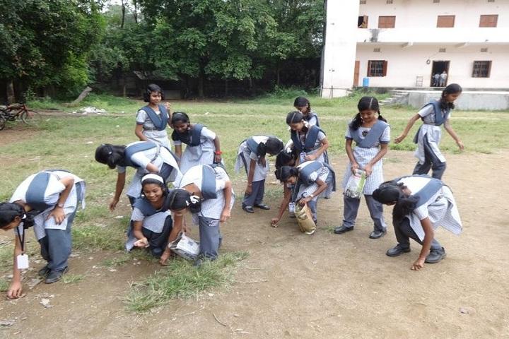Balangir Public School- Swachh bharat Abhiyan