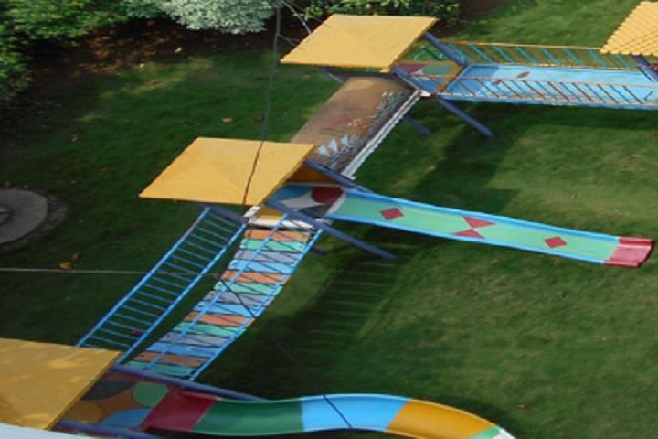 Bhubaneswar Model Public School-Play-Ground
