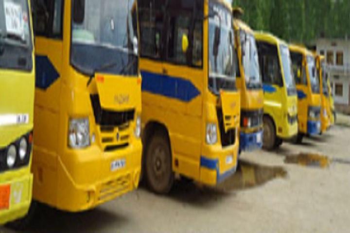 Bhubaneswar Model Public School-Transport