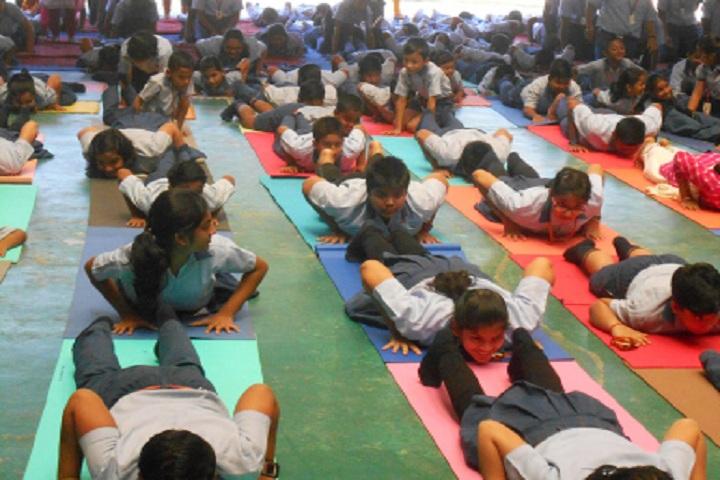 Bhubaneswar Model Public School-Yoga-Classes
