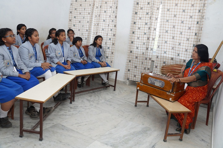 Blossoms School-Activity-Room