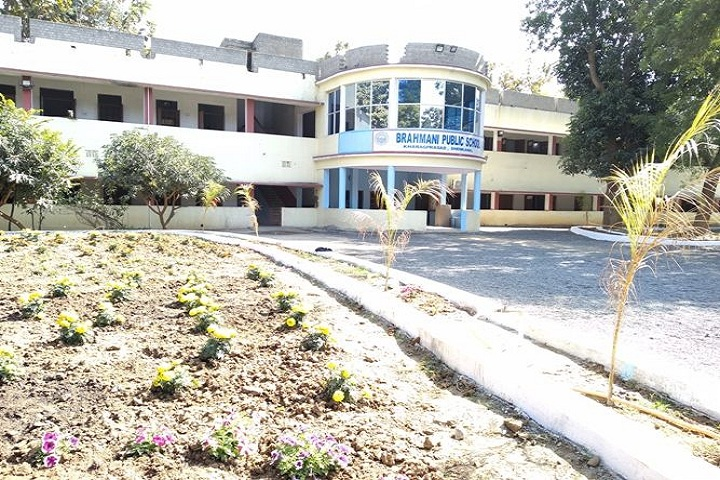 Brahmani Public School-Campus-View