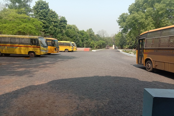Brahmani Public School-Transport