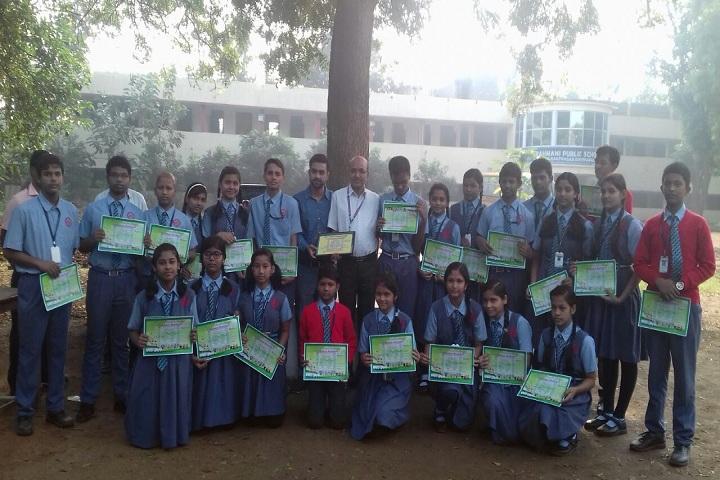 Brahmani Public School- Achievements