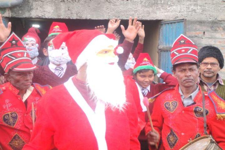 Don Bosco Convent School-Christmas