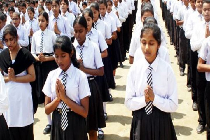 Don Bosco Convent School-Assembly Ground