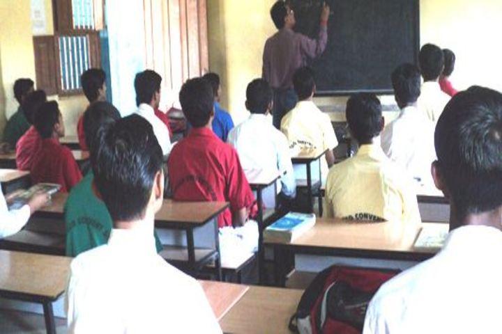 Don Bosco Convent School-Classroom