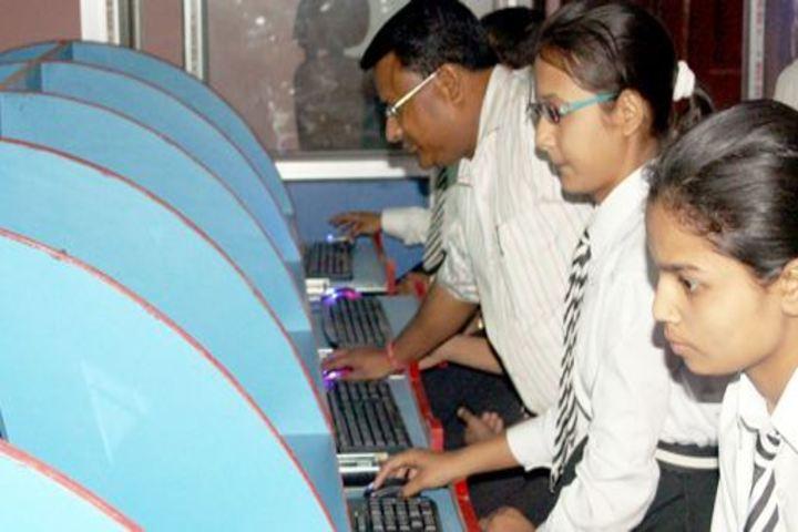 Don Bosco Convent School-Computer Lab