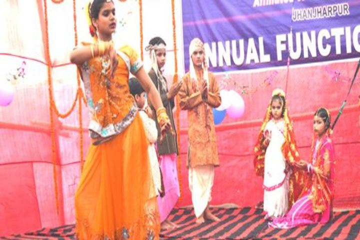 Don Bosco Convent School-Cultural Dance
