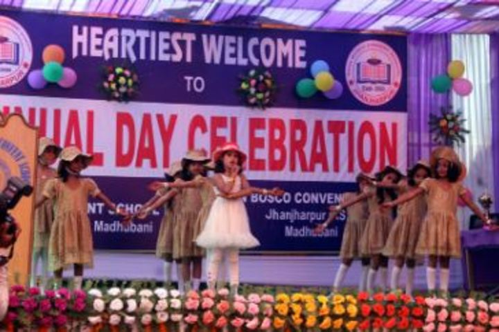 Don Bosco Convent School-Dance